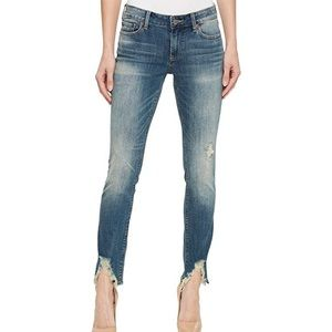 Lucky brand Lolita skinny distressed jeans-27